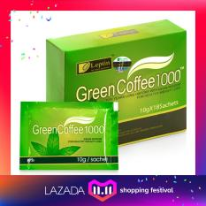 Coffee giảm cân Green Coffee 1000 chính hãng từ Mỹ