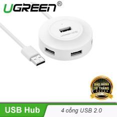 Hub USB 2.0 4 cổng tốc độ cao UGREEN CR106 20270 – Hãng phân phối chính thức