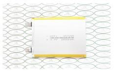 Lithium Polyme (Lipo) 3.7V 2800mAh 357095, hàng nhập khẩu OEM_LiBa
