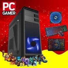 Mua Máy tính chơi Game Nặng (Pentium G2030, Ram 8GB, SSD 120GB, HDD 500GB, VGA GTX750ti 2GB ) KH24GMAG31 + Quà Tặng ở đâu tốt?