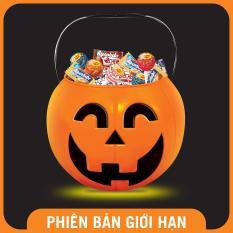 Kẹo Chupa Chups Alpenliebe Halloween Hộp Bí Ngô