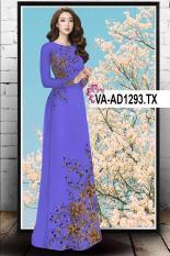 Vải bộ / áo dài in 3D – VA 1293 – Shop Ngọc Tâm