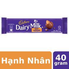 Sô Cô La Hạnh Nhân Cadbury Dairy Milk 40g