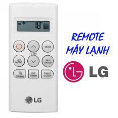 Điều khiển cho điều hòa 1 chiều LG (Lùn)