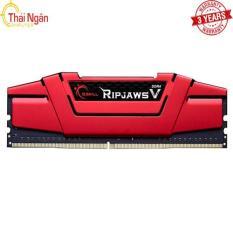 Ram GSKILL 4GB DDR4 Bus 2400 F4-2400C17S-4GVR – Tản nhiệt thép Đang Bán Tại Công ty TNHH Tin Học Thái Ngân