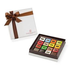 Hộp socola D'art Chocolate 64 viên socola 12 vị trái cây & hạt