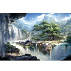 Tranh ghép hình 1000 mảnh – 3D Thế giới thần thoại