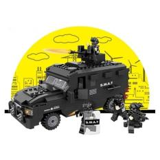 Lắp ráp Lego xe đặc nhiệm SWAT – 6509