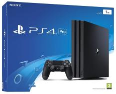 Máy chơi game chính hãng SONY VN – Playstation 4 Pro 1TB – Hãng Phân Phối Chính Thức