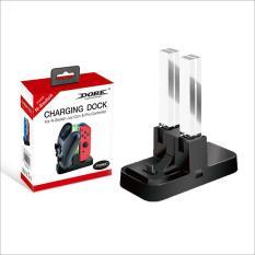 Dock sạc Joy-Con và Pro Controller hãng Dobe cho Nintendo Switch (TNS-879)