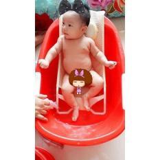 Lưới tắm cho bé tiện lợi
