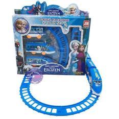 Hộp đồ chơi đường ray xe lửa tàu hỏa Frozen chạy pin – ĐỒ CHƠI CHỢ LỚN