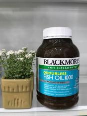 Dầu Cá BlackMores Fish Oil 400v