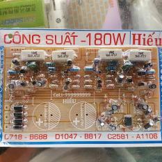 Bo mạch công suất 180w