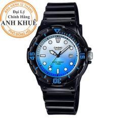 Đồng hồ nữ dây nhựa Casio Anh Khuê LRW-200H-2EVDR