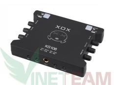Giá Tốt Sound Card Âm Thanh XOX K10, Phiên Bản Quốc Tế XOX KS108 Tại Do Choi PC (Hà Nội)