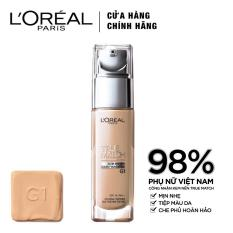 Kem nền mịn da L'Oreal Paris True match Liquid Foundation 30ml