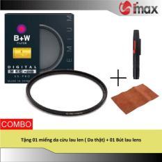 Kính lọc Filter B+W XS-Pro Digital 010 UV-Haze MRC Nano 77mm (Hoằng Quân) + Bút lau lens