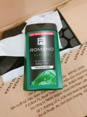 Dầu gội Hương nước hoa Romano Classic 150 gr