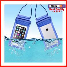Bao đựng điện thoại chụp hình dưới nước – LOẠI LỚN – Chirita JB123-5