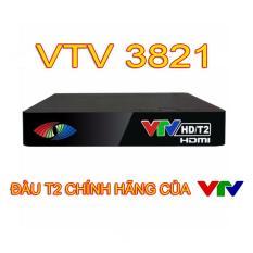 Đầu thu truyền hình số mặt đất dvb t2 VTV HD/T2 – 3812 , VTV 3821