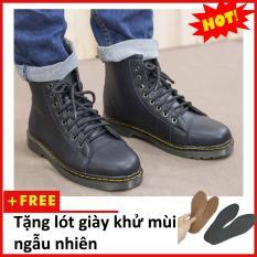 Giày boot nam cao cổ – Giày nam đẹp M89L