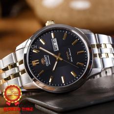 Đồng hồ Nam Orient SAB0B008BB [ Chính hãng full box ] Automatic , Dây thép