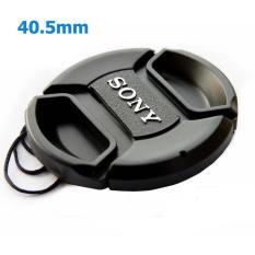 Lens cap nắp đậy ống kính chữ Sony phi 40.5mm cho lens kit Sony E16-50mm