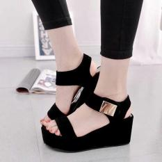 giày sandal đế xuồng