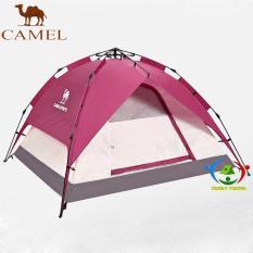 Lều tự bung camel cm6312 Tím