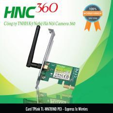 Card TPlink TL-WN781ND PCI – Express 1x Wireles