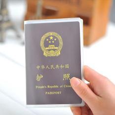 Vỏ bọc Passport PVC trong suốt