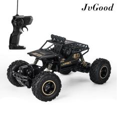 JvGood Xe mô hình điều khiển từ xa Ô tô địa hình điều khiển từ xa cao cấp RC Car RC Vehicles RC Drift Cars Electric Racing Car Rock Crawler Remote Control On Controlled Drive Off-Road Toys For Boys Kids