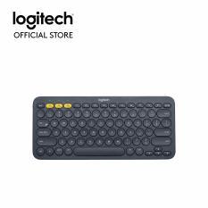 Bàn phím Bluetooth Logitech K380 Multi-Device – Kết nối Bluetooth, Tương thích nhiều nền tảng, Trọng lượng nhẹ, Phạm vi kết nối không dây 10m
