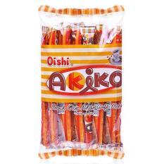 4 gói Bim bim que Oishi Akiko nhân sữa và cà phê moka