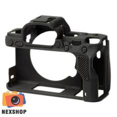 Bao Silicon dùng cho máy ảnh Sony A7iii – A7Riii – Màu đen – Hàng nhập khẩu