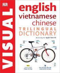 Visual English Vietnamese Chinese Trilingual Dictionary