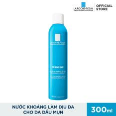 Xịt khoáng giúp kiểm soát bóng nhờn và giảm sưng viêm La Roche Posay Serozinc 300ml