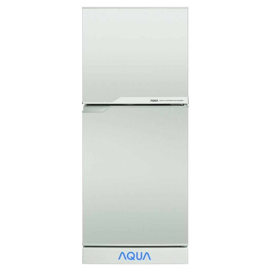 Tủ lạnh AQUA AQR-125BN(SS) 123 Lít (Bạc)