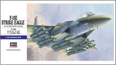 Bộ mô hình lắp ghép máy bay F-15E Strike Eagle tỉ lệ 1:72