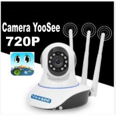 Camera IP Wifi Yoosee 3 Râu – HD720P