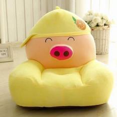 Ghế sofa tập ngồi Huggies cho bé