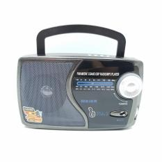 Đài Radio Pin Sạc MEEIER M-U73 FM/AM/SW/USB/SD