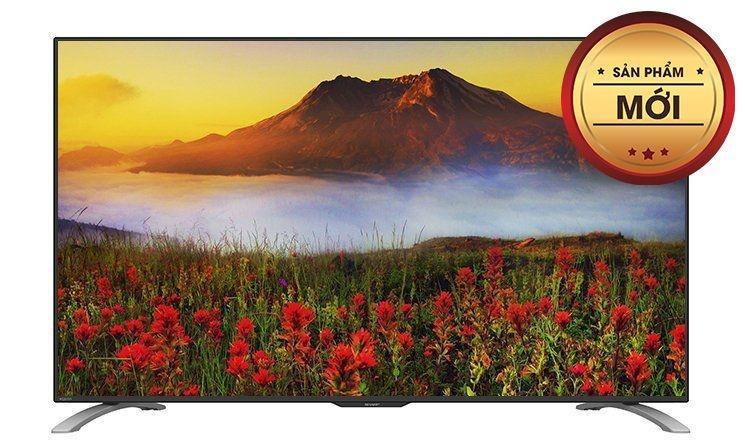 Smart TV, Androi LC-60LE580X