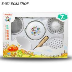Bộ dụng cụ chế biến thức ăn dặm kiểu Nhật Dụng cụ ăn dặm kiểu Nhật Dụng cụ ăn dặm cho bé