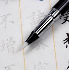 Bút ngòi lông có ống mực chuyên dùng để luyện thư pháp và tập viết chữ tiếng Trung + 1 lọ mực thuộc bộ vô cực 12 cung hoàng đạo màu ngẫu nhiên
