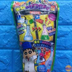 Popin Poppin Cookin Shin thí nghiệm 9