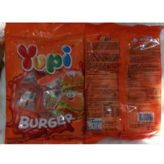 Kẹo dẻo Burger Yupi 96g Indonesia