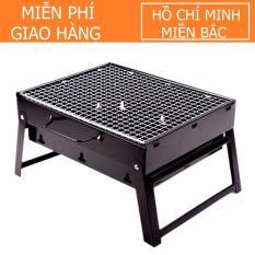 Bếp nướng than củi 2 tầng hình chữ nhật Smart Store (35 x 27 x 6/21cm) + kèm Vỉ nướng hỗ trợ hoặc miễn phí vận chuyển giao hàng