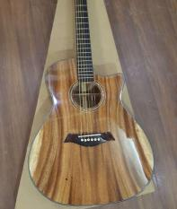 Guitar gỗ hồng đào